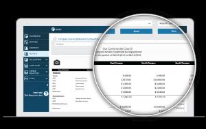 Church Accounting Software.